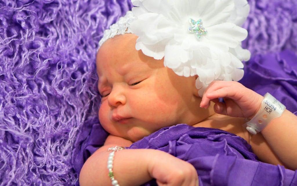 Layna Newborn Blessing Session 10 1